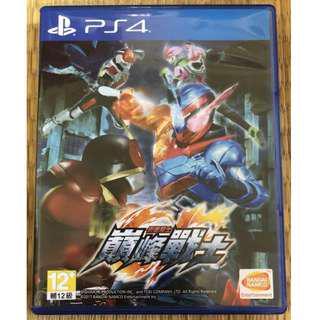 (極新下殺!!!) PS4 繁中 假面騎士 巔峰戰士 中文版 遊戲