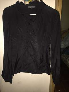 G2000 top with ruffles