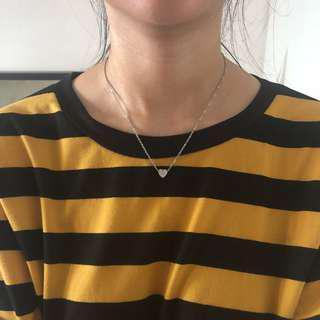 Mini Heart Necklace (5 slots)