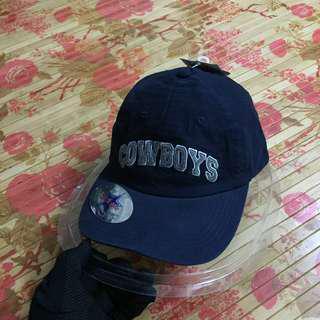 Dallas COWBOYS Emb Velcro Hats
