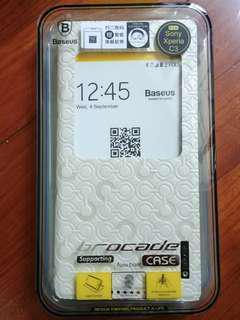 Sony Xperia C3 手機套 phone flip case