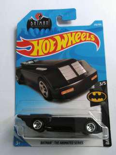 2018 Hot Wheels Batman: The Animated Series (Black)