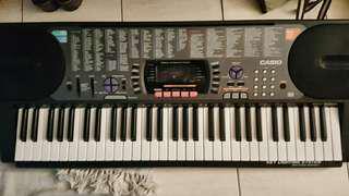 Casio CTK-620L Lighted Keys Digital Piano Keyboard