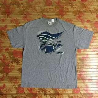90s NFL SEAHAWKS Tshirt