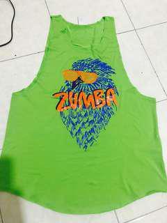 Zumba Top Tank