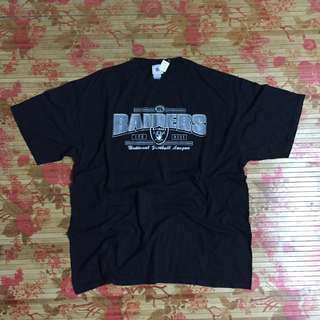 90s NFL RAIDERS Tshirt