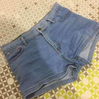 ⬇️ GBJ High Waist Shorts