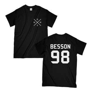 Why Don't We Besson Jersey Tee