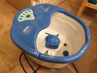 🚚 勳風SPA 加熱式 遙控 足浴機 泡腳機