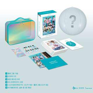 [LOOSE} Wanna One Summer Package