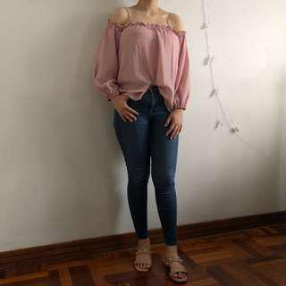 ZALORA Off Shoulder Top