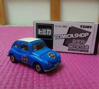 Tomica 車仔 No.21 Subaru 360 s. 1/50 Made in China