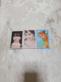 WTT/WTS Twice Summer Nights/DTNA photocards