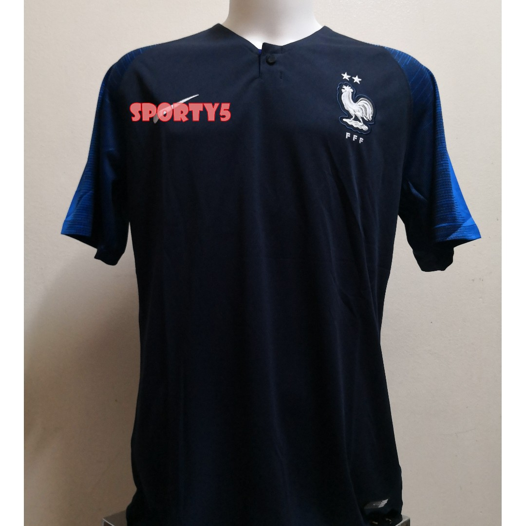 new styles 23ab8 18959 2018 World Cup France National Team Jersey