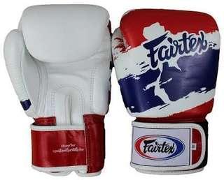 Fairtex Thai Pride Breathable Muay Thai Gloves 12oz