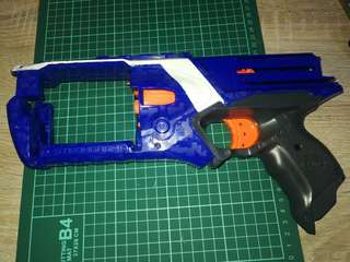 Nerf Strongarm Components