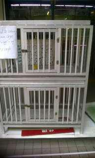 Used Double Storey Pet Cage