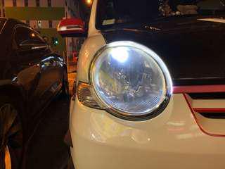 日本led 燈,黃加白,$780起,60cm長,可剪尺寸