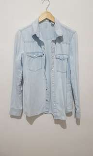 H&M jeans jacket / outer