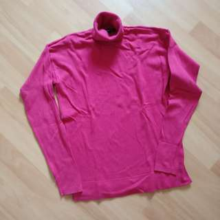 MNG Red Turtle Neck Sweater #Fashion100