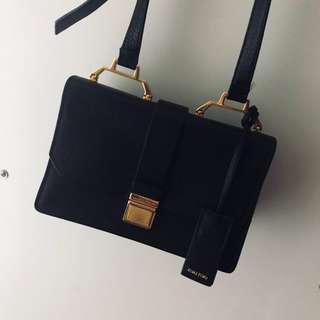 100% authentic miumiu sling bag