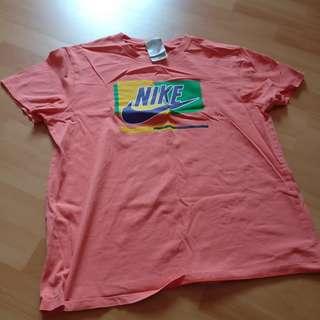 Nike Orange T-shirt #Fashion100