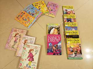 Girls' Chapter Books Collection
