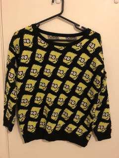 Simpsons Sweater