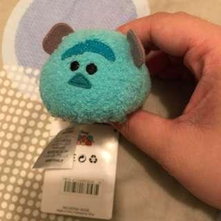 美國迪士尼店怪獸公司毛毛Tsum Tsum US Disney Store Monster Inc Mike Tsum Tsum