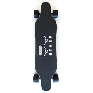 (SG BRAND) Dual Motors 4.4Ah Battery Ether Skateboards Cruiser Electric Skateboard