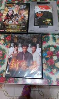 絶版DVD 五套