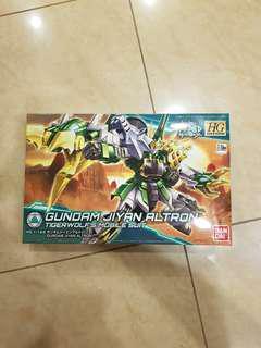 <Clearances> HGBD Gundam Jiyan Altron