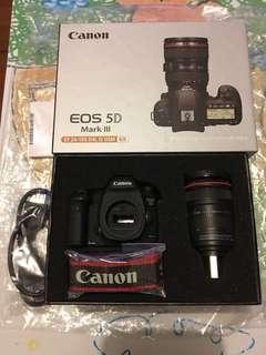 Canon EOS 5D Mark III 8GB USB