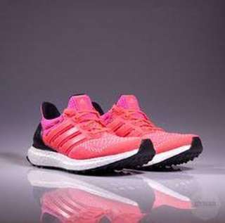 Adidas Ultraboost Flare Red