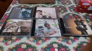 杜德偉五張東芝版CD