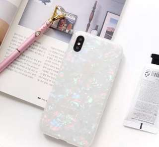 iPhone X Shell Casing