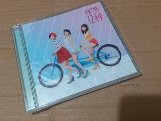 HKT48 cd(9成新)