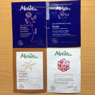 Melvita 4 pcs Set