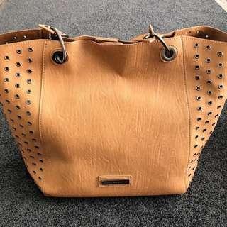 Colette Large Brown Handbag