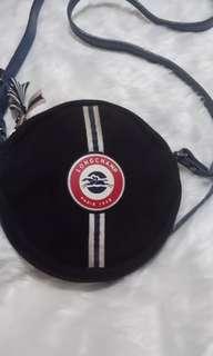 Original longchamp round bodybag
