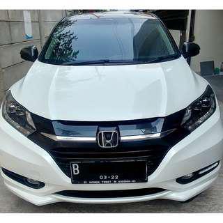 Honda HrV 2017 1.8 Prestige 2017 Putih - KM 12Rb - New Model FaceLift