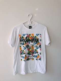🌸Stussy Floral Shirt