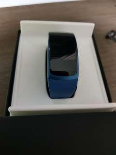 Samsung gear fit 2 (blue s size)