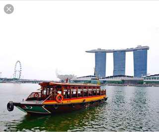 🚚 River Cruise - online ticket valid till 4 nov *CLEARANCE*
