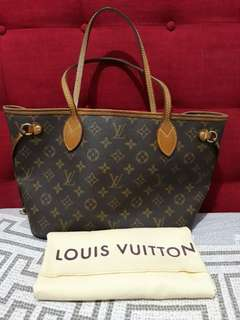 💯% ORIGINAL LOUIS VUITTON NEVERFULL PM