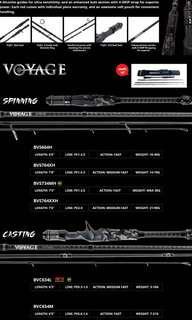 Bone voyage (Spinning)BVS704XH