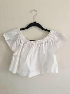 Aritzia Wilfred Garlance blouse