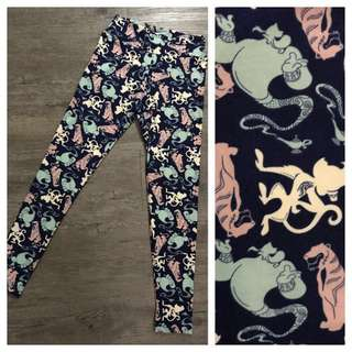 Lularoe OS Leggings Disney