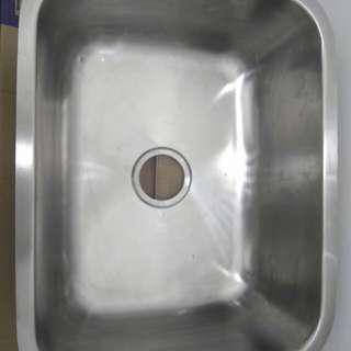 Stainless steel sink ( single bowl)