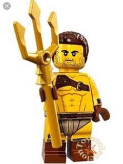 Lego Minifigure series 17 -